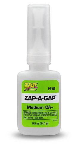 Pikaliima ZAP,Medium, 14 g (Vihreä) (PT03)