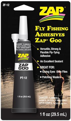 Goo Joustava erikoisliima ZAP, 29.5 ml (ZF12)