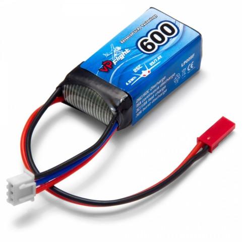 LiPo 600mAh 2S 7,4V 25C (JST-RCY) (LP005F)