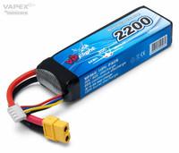 LiPo 2200mAh 3S 11,1V 30C (XT-60) (LP020FXT)