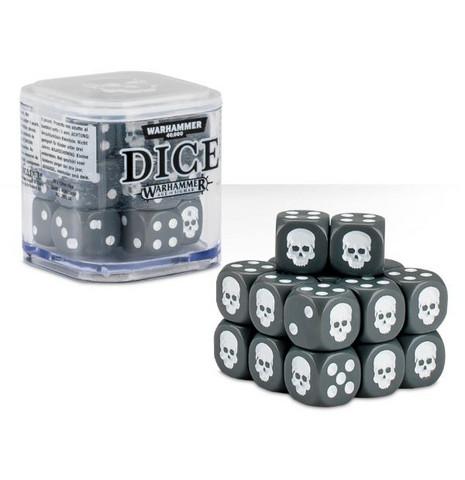 Dice Cube - Grey (65-36)