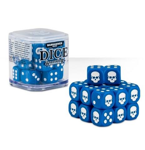 Dice Cube - Blue (65-36)