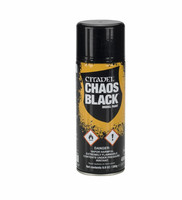 Chaos Black Spray, 400 ml (62-02-80)
