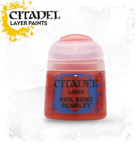 Evil Sunz Scarlet (Layer) 12 ml (22-05)