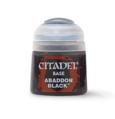 Abaddon Black (Base) 12 ml (21-25)