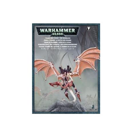 Tyranid Hive Tyrant / The Swarmlord (51-08)