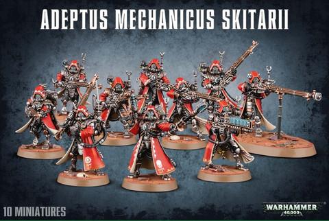 Adeptus Mechanicus Skitarii (59-10)