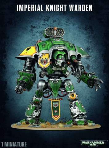 Imperial Knight Warden (54-12)
