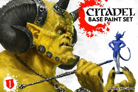 Citadel Base Paint Set (60-22)