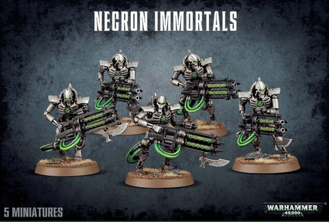 Necron Immortals (49-10)