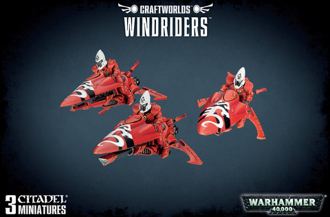 Eldar Windriders (46-06)