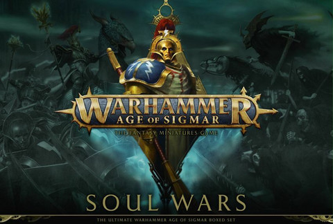 Warhammer Age of Sigmar - Soul Wars (80-01-60)