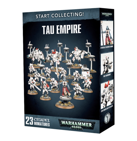 Start Collecting! Tau Empire (70-56)