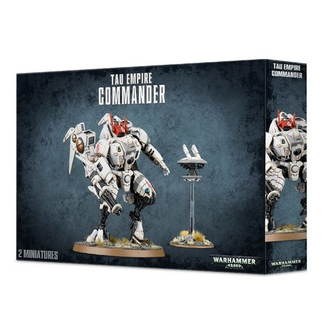 Tau Empire Commander (56-22)