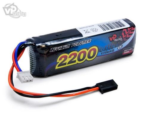 LiPo 2200mAh 2S 7,4V 10C (VP93060II)