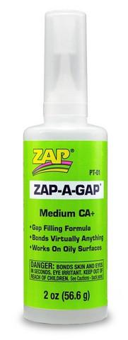 Pikaliima ZAP, Medium, 56 g (Vihreä) (PT01)