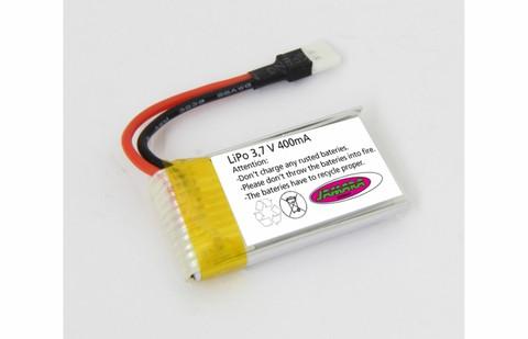 LiPo 400mAh 1S 3,7V (423126)