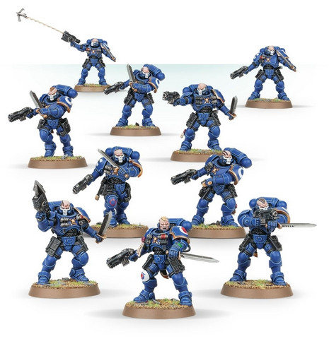 Space Marine Primaris Reivers (48-71)