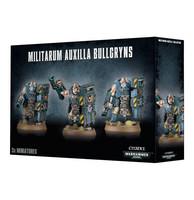Militarum Auxilla Bullgryns (47-14)