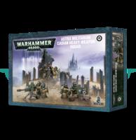 Astra Militarum Cadian Heavy Weapon Squad (47-19)