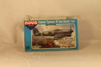 Hawker Typhoon 1B 1/72 (Novo)