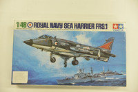 Sea Harrier FRS.1 1/48 (Tamiya)