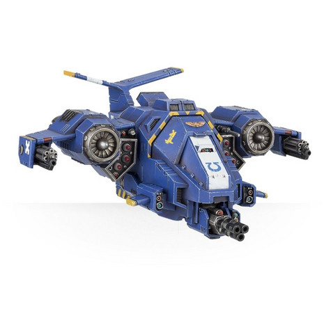Stormhawk Interceptor (48-42)