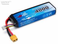 LiPo 4000mAh 11,1V 25C (XT60) (LP041FXT)