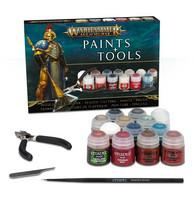 Paints + Tools Set (80-17-17)