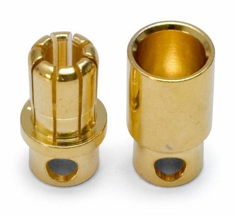 8mm liitin naaras / uros