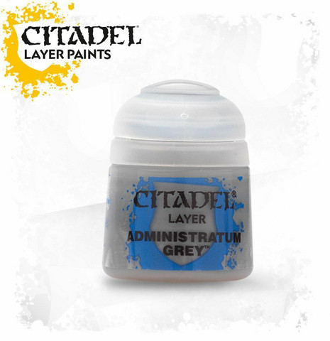 Administratum Grey (Layer) 12 ml (22-50)