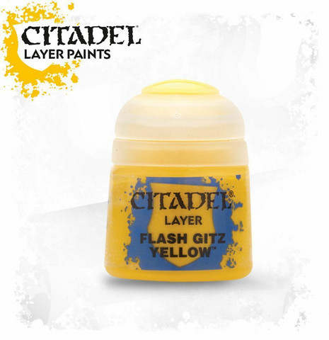Flash Gitz Yellow (Layer) 12 ml (22-02)