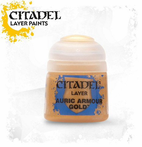 Auric Armour Gold (Layer) 12 ml (22-62)
