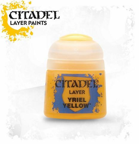 Yriel Yellow (Layer) 12 ml (22-01)