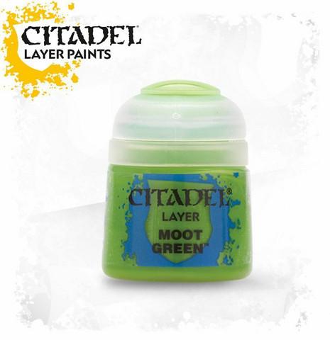 Moot Green (Layer) 12 ml (22-24)