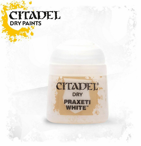 Praxeti White (Dry) 12 ml (23-04)