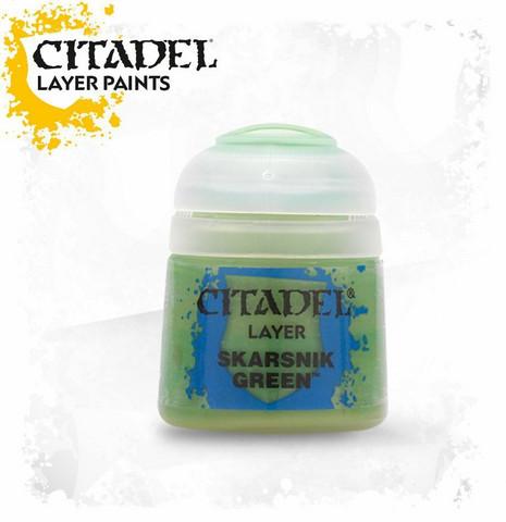 Skarsnik Green (Layer) 12 ml (22-26)