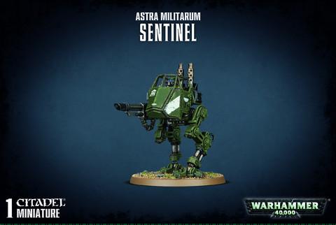 Astra Militarum Sentinel (47-12)
