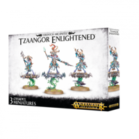 Disciples of Tzeentch Tzaangor Enlightened (83-74)