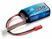 LiPo 350mAh 3S 11,1V 20C (JST-RCY) (LP004F)