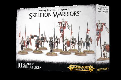 Deathrattle Skeleton Warriors (91-06)