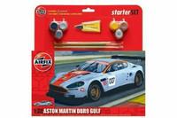 Airfix Aston Martin DBR9 Gulf, Large starter set 1/32 (Airfix)