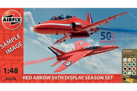 Airfix RAF Red Arrows Gnat and Hawk 1/48