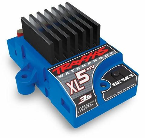 Nopeudensäädin ESC XL-5HV 3S WP (3025)