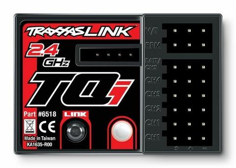 Vastaanotin TQi 5-kanavaa TRX Link (6518)