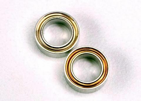 Ball bearings 5x8x2.5mm (2) (2728)