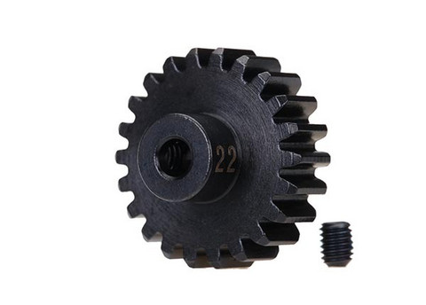 Pinion Gear 22T-32P Hardened Steel (3952X)