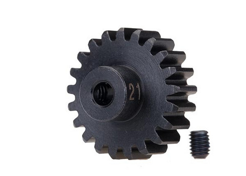 Pinion Gear 21T-32P Hardened Steel (3951X)