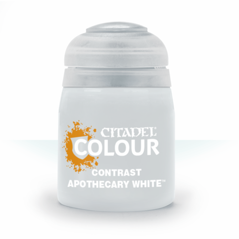 Apothecary White (Contrast) 18 ml (29-34)