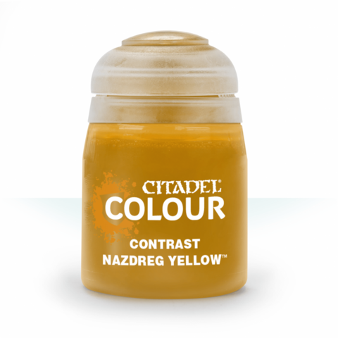 Nazdreg Yellow (Contrast) 18 ml (29-21)